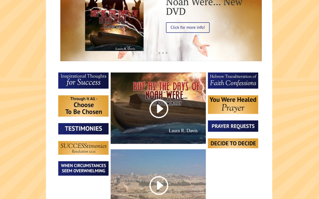 Imminent Success Ministries Website
