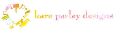 Kara Paslay Designs Branding and Website