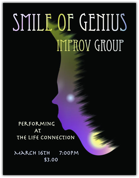 Smile of Genius Poster and Tickets