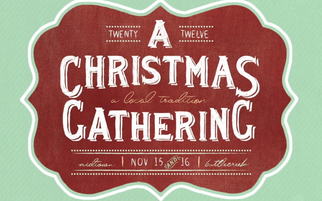 A Christmas Gathering 2012
