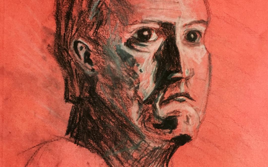 Pastel Portrait